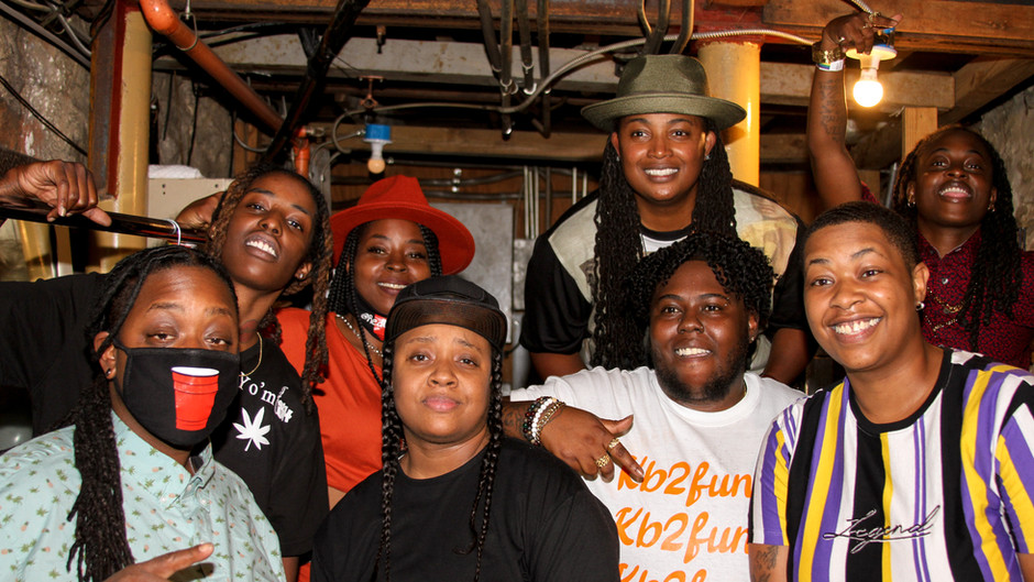 "Lesbian Comedians Take Over Atlanta's 2020 Black Gay Pride at ""Dyke-ish Comedy Show"""