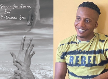 "Author Patrick Rebel Talks Release of New Book, ""I Don't Wanna Live Forever, But I Don't Wanna Die"""