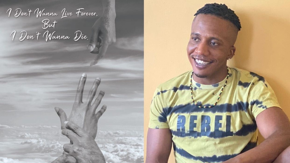 """Author Patrick Rebel Talks Release of New Book, """"I Don't Wanna Live Forever, But I Don't Wanna Die"""""""