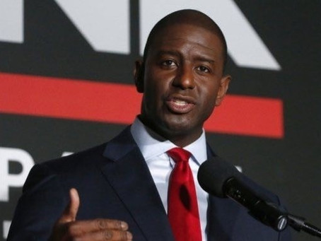 """Politician Andrew Gillum Found in Hotel Room """"Inebriated"""" with Two Men, Meth Use Suspected By Police"""