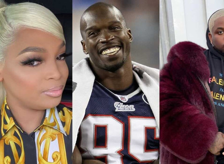 """Chad Ochocinco Calls Out Arrogant Tae & Alonzo Arnold, Says """"He'll Dominate with His Own Wig Line"""""""