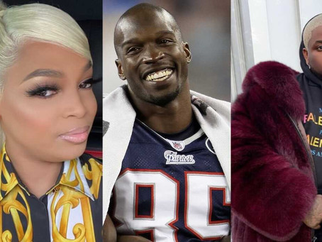 "Chad Ochocinco Calls Out Arrogant Tae & Alonzo Arnold, Says ""He'll Dominate with His Own Wig Line"""
