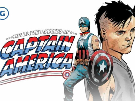 Marvel Introduces First Gay Captain America in New Comic Series