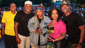 Gaye Magazine's Recap of Atlanta Black Gay Pride's 2021 Pure Heat Community Festival