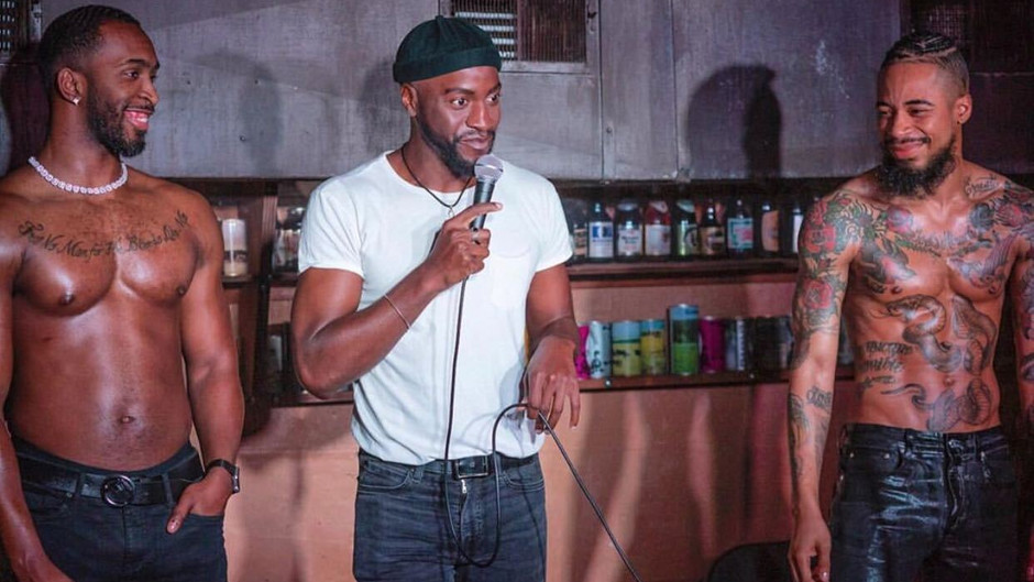 Sampson McCormick: A Deeper Look Inside the Mind of the Black, Gay & Funny