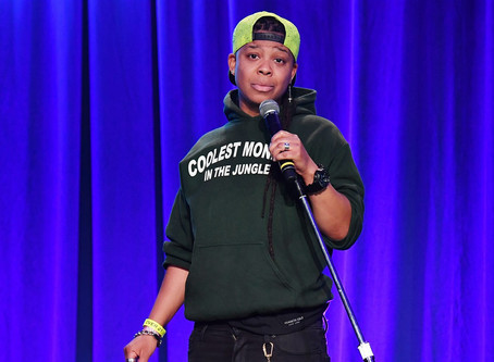 Comedian Punkie Johnson Becomes 'Saturday Night Live's' First Out Black Lesbian Cast Member