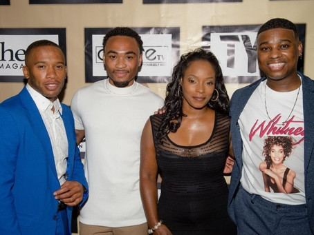 Black LGBT-Owned Company CR8 Agency Wins 'Agency of the Year' at 2021 Black Media Honors