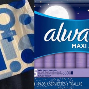 Always Removes Female Symbol from Pads to be More Inclusive of Trans Men & Non-Binary People