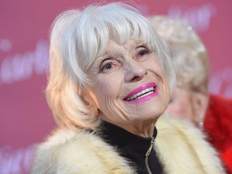 Legendary Broadway Actress, Carol Channing, Dead at 97