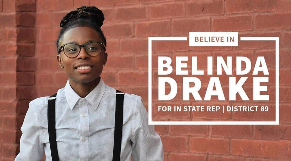Meet Belinda Drake: Why Being Indiana's First Black Gay Woman to Win the House Isn't All She's About