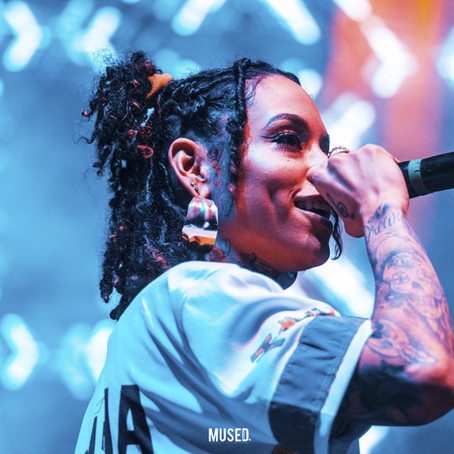 Detroit Rapper Neisha Neshae Talks Inclusivity in the Music Industry