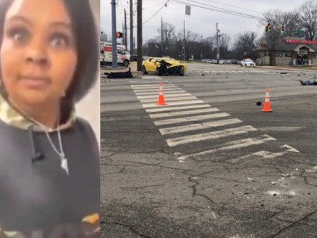 Woman Shot and Killed After Car Crash Hours After Exposing and Extorting DL Gay Man on Facebook