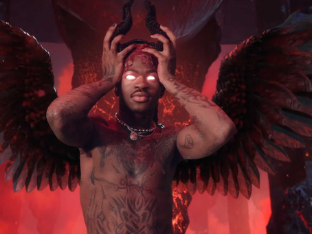 """Lil Nas X's """"Montero"""" Artistically Shuts Up Religious Homophobes - Music Video Review"""