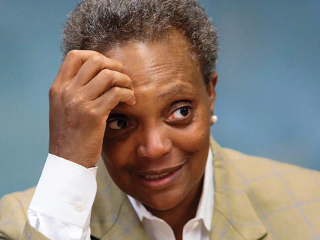 Chicago Mayor Lori Lightfoot's Recent Haircut Amid COVID-19 Pandemic Sparks Wave of Backlash