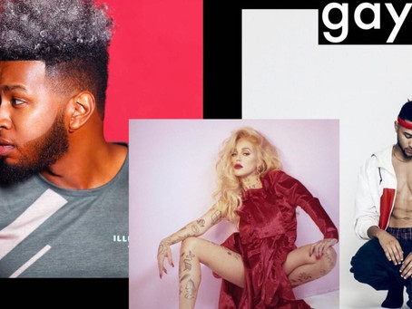 5 Rising LGBTQ Artists You Should Know That's Killing the Fashion & Music Game!