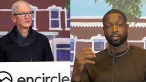Apple CEO Tim Cook and Dwyane Wade Join Forces To Combat LGBTQ Teen Suicide