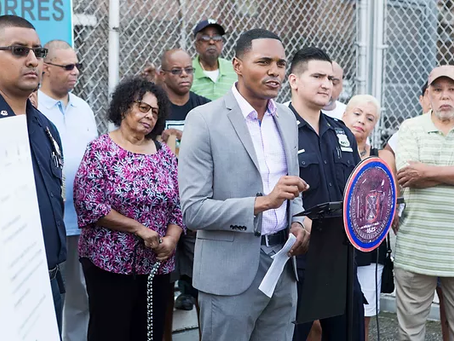 Here's What Ritchie Torres Plans to Do After Winning the Democratic Primary in the Bronx