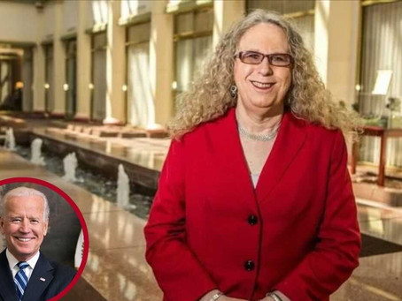 President-Elect Joe Biden nominates transgender doctor, Rachel Levine as Assistant Health Secretary