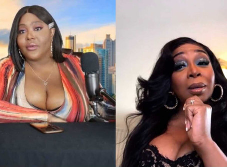 "Tiffany ""New York"" Pollard Reveals She is Engaged on Ts Madison's Morning Show"