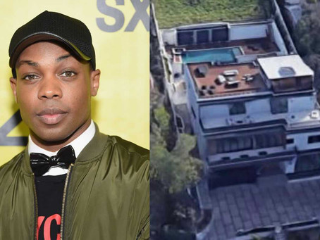 """Todrick Hall's LA Home Robbed of $50K Worth of Items, """"Be Careful Who You Let in Your Close Circle"""""""