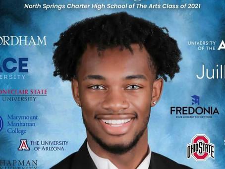 High School Dance Scholar Xavier Logan Receives Over $1.3 Million in College Scholarships