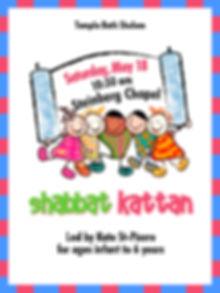 Shabbat Kattan