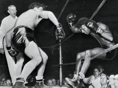 When Sugar Ray Robinson And Jake LaMotta Made History In Detroit