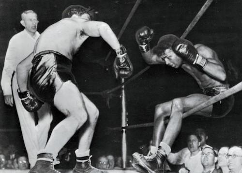 When Sugar Ray Robinson And Jake LaMotta Made History In Detroit