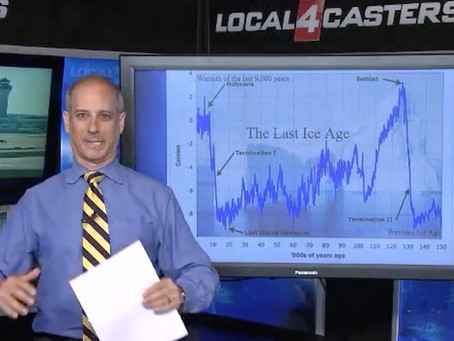 Global Warming Webcast With Paul Gross
