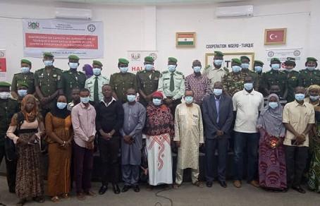 Niger: La HALCIA organise une formation sur les techniques d'investigations contre la corruption.