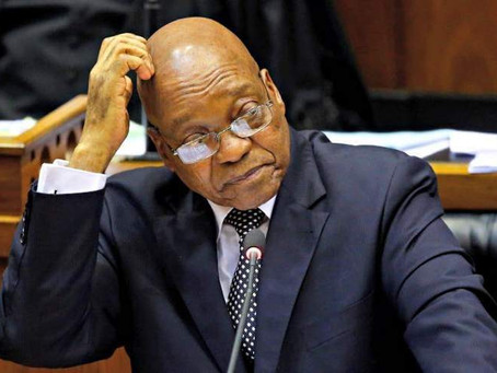 Justice : l'Afrique du Sud annule un mandat d'arrêt contre Jacob Zuma.