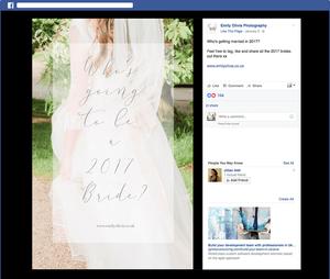 Screenshot of Facebook image