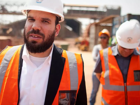 DAN GERTLER: DES SANCTIONS, MINES DE RIEN.