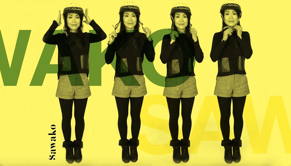 Wixストーリー21話: 「Sawako」デザイナー 兼 創設者 ・フルノ サワコさん