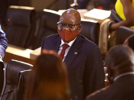 Afrique du Sud: l'ex-président Zuma et le groupe français Thales jugés en mai pour corruption