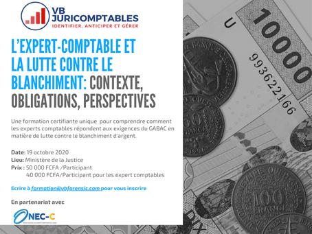 Congo-Brazzaville: Formation AML: L'expert-comptable et la lutte contre le blanchiment des capitaux.