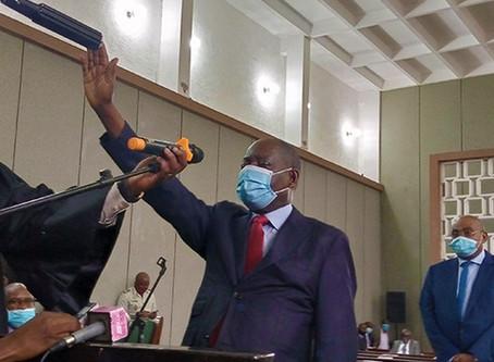 Les membres de la Haute Autorité Anti-Corruption prêtent Serment.