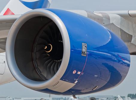 Rolls-Royce Aircraft engines/ Triebwerke