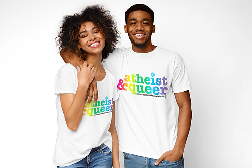 Atheist & Queer T-Shirt