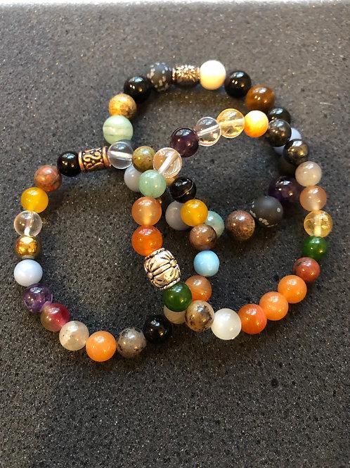 Multi-stone Bracelets