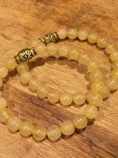 Yellow Aventurine Bracelets