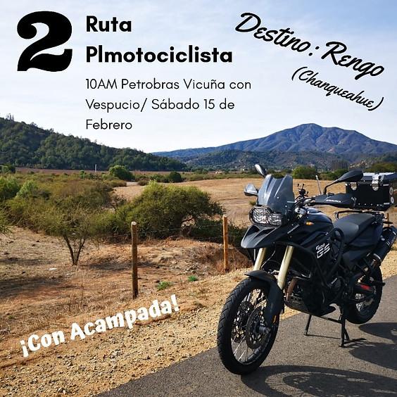 Segunda Ruta PLMotociclista
