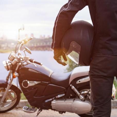 Prevención y Elementos de Seguridad en Moto.