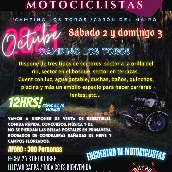 Encuentro de Motociclistas