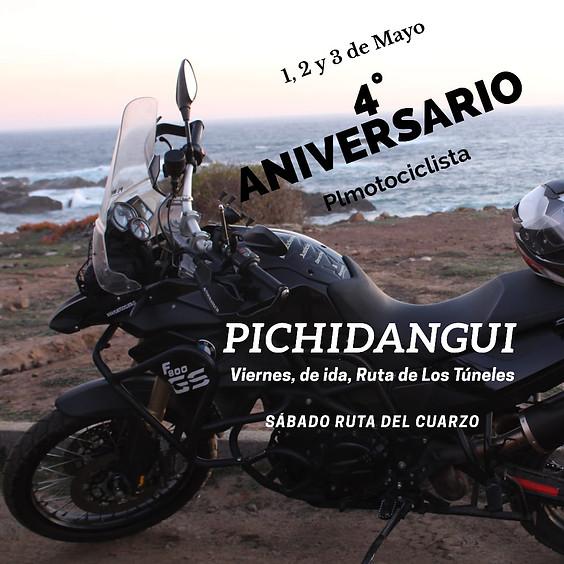 4° Aniversario Plmotociclista