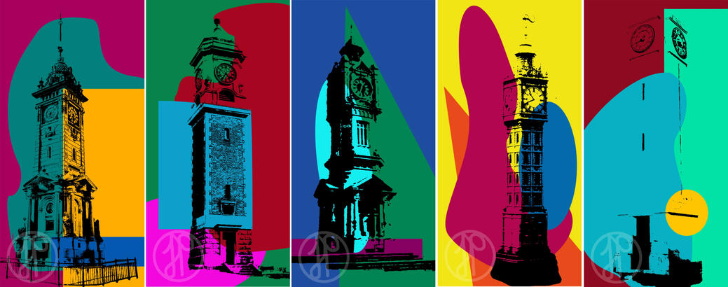 Brighton Clock Towers