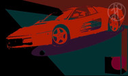 Ferrari Tastarossa