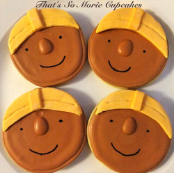 Bob the Builder Cookies