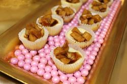 Mini Apple Cheesecake Bites