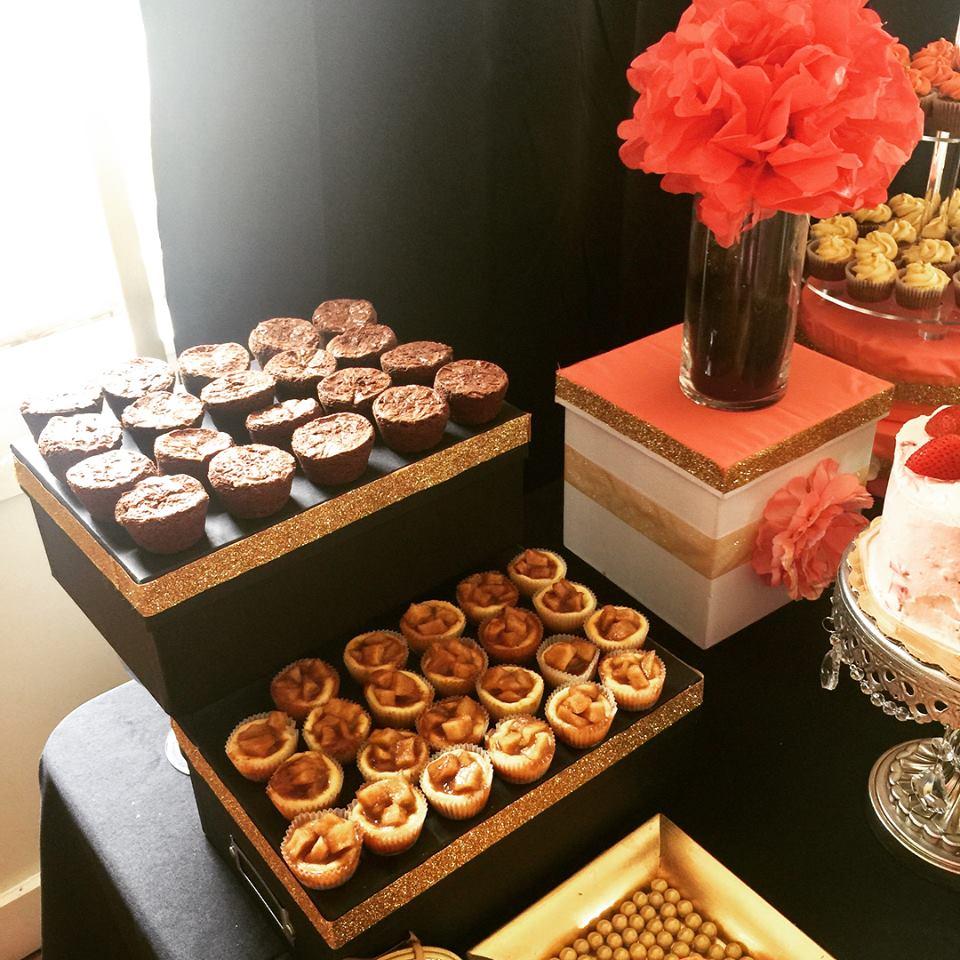 40th Dessert Table
